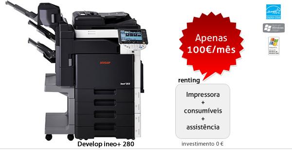 Develop Ineo 280 Develop Ineo 280 C280